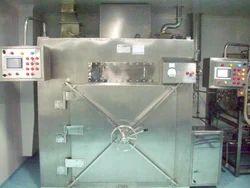 Stainless Steel Horizontal Dry Heat Sterilizer