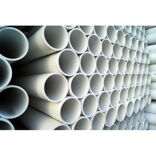 Hard Tube Black White PVC Pipe