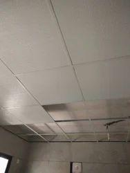 Gypsum Grid Ceiling Works