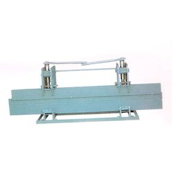 Hand Operated Sheet Bending Press