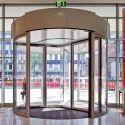 Revolving Doors For Heavy Duty Applications