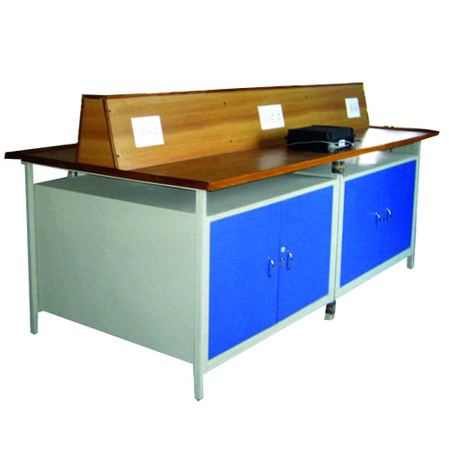 Lab Table - Physics Lab Table Manufacturer from Coimbatore