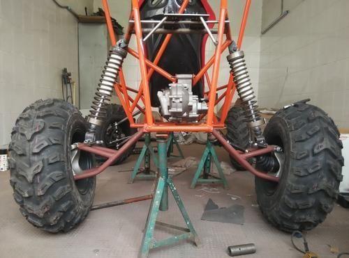 Fox Shockers ATV Mini Baja