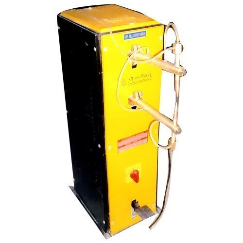 Spot Welding Machine - View Specifications & Details of Spot