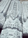 Temple Work in Makrana Marble