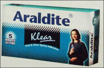 Araldite Klear Transparent Epoxy Adhesive At Rs 100 Piece