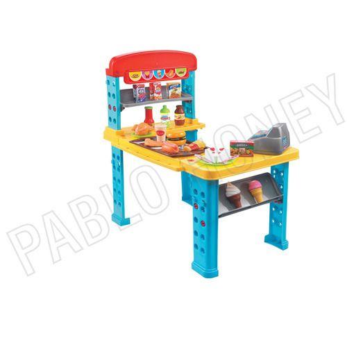 Super Market Toy Play Set - Kids Toys