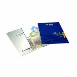 Corporate Brochure Lamination Service