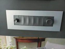 Grey Switch Board