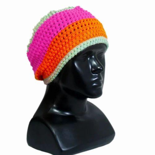 5095a0c2516 Handmade Woolen Cap at Rs 125  piece