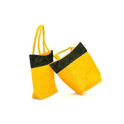 Stylish Designer Jute Bag