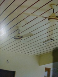 Linear Ceiling Works