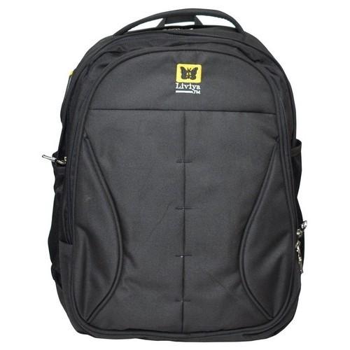 94dd0bee3fb042 Polyester Black Liviya Laptop Bag, Rs 1200 /piece, Husamsons ...