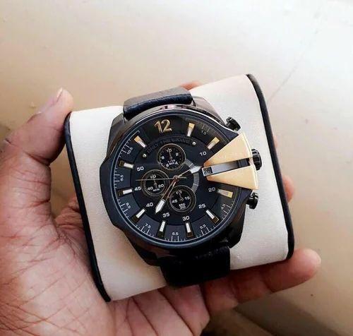 154c02603e3 Black Male Diesel Watch