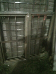 Stainless Steel Window