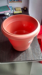 Plastic Flower Pot