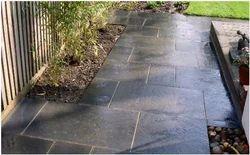 Kadappa Black Limestone for Flooring