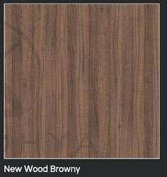 New Wood Browny Glazed Tile