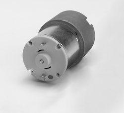 Low Torque Brushed Geared DC Motor