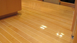 Burma Teak Wooden Flooring, For Indoor, Finish Type: Glossy