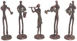 Musicians Decorative Figurines