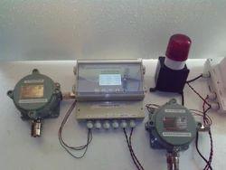 Multi Channel Gas Leak Detector