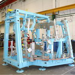 Commercial Aircraft Jigs Inspection Services