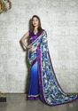 Fancy Printed Sarees