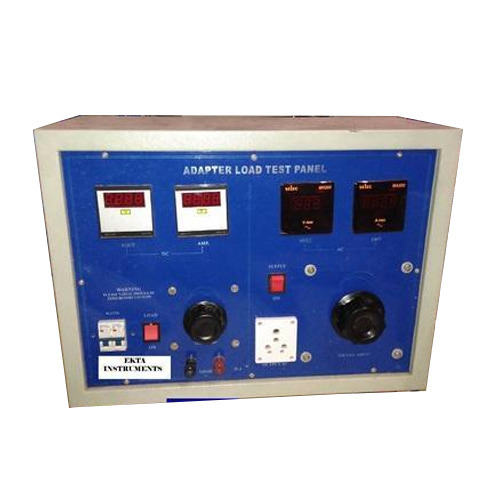 Electrical Load Tester : Electrical testing equipment adapter load panel tester