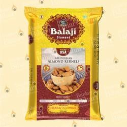 BOPP Laminated Almonds Packaging Bags