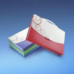 13 Pocket Printed Expanding File