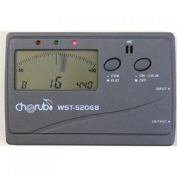 CHERUB WST-520GB Guitar And Bass Tuner