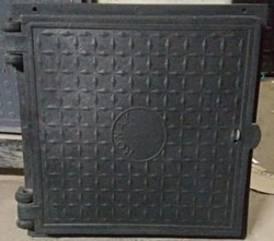 HDP Manhole cover