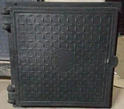 HDPE Manhole cover