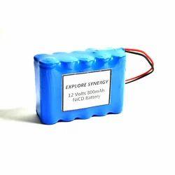 Syringe Pump Compatible Battery