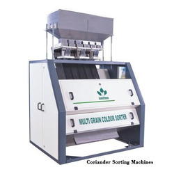 Coriander Sorting Machines