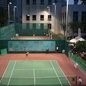 Indoor Tennis Flooring