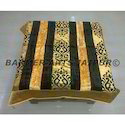 Designer Table Cover Brasso Velvet Patti