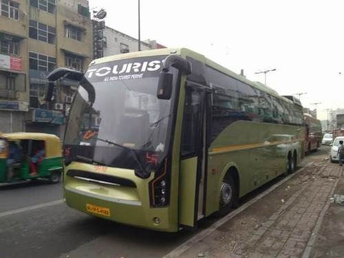 Image result for delhi to agra bus