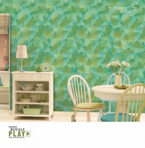 Interior Design Services - Designer Wall Texture & Stencil Design ...