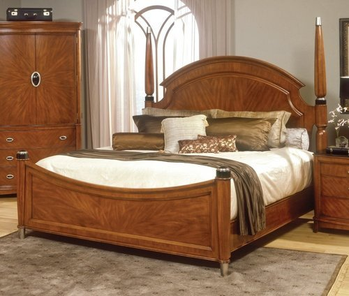 Decorative Wooden Bed At Rs 35000 Unit Wooden Bed Id 13959615388