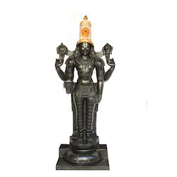 Divine Stone Balaji 5 1/2 Feet With Crown