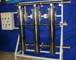 Na Water Wash Autoback Wash System, Model Name/Number: Na, For Commercial