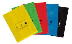 RECYCLED WASTE COLLECTION BAGS