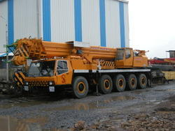 100 Ton Crane Rental Services