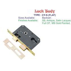 Lock Body Small