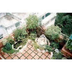Terrace Garden Decoration