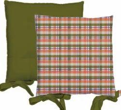 Checks Chair Pad