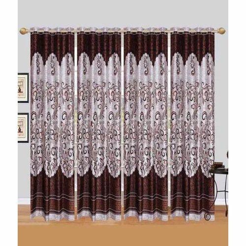 Modern Window Curtain At Rs 105 Piece S Netaji Colony Panipat