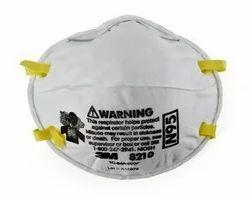 Reusable 3M 8210 Mask